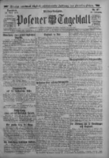 Posener Tageblatt 1917.04.28 Jg.56 Nr197