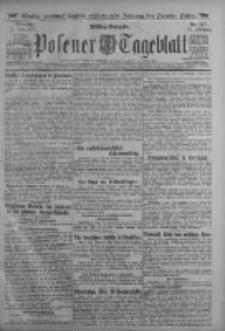 Posener Tageblatt 1917.06.05 Jg.56 Nr257