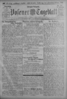 Posener Tageblatt 1917.06.14 Jg.56 Nr272