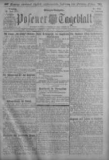 Posener Tageblatt 1917.06.19 Jg.56 Nr280