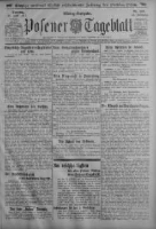 Posener Tageblatt 1917.06.26 Jg.56 Nr293