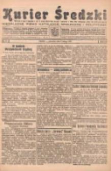 Kurier Średzki: niezależne pismo katolickie, społeczne i polityczne 1939.02.02 R.8 Nr13