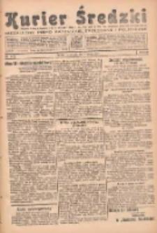 Kurier Średzki: niezależne pismo katolickie, społeczne i polityczne 1939.02.07 R.8 Nr15