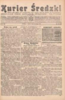 Kurier Średzki: niezależne pismo katolickie, społeczne i polityczne 1939.02.25 R.8 Nr23