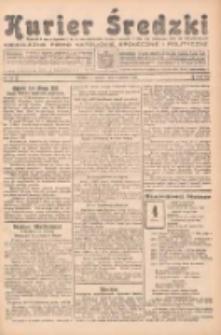 Kurier Średzki: niezależne pismo katolickie, społeczne i polityczne 1939.03.04 R.8 Nr26