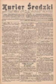 Kurier Średzki: niezależne pismo katolickie, społeczne i polityczne 1939.03.07 R.8 Nr27