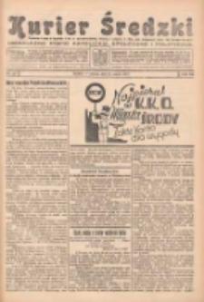 Kurier Średzki: niezależne pismo katolickie, społeczne i polityczne 1939.03.11 R.8 Nr29