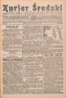 Kurier Średzki: niezależne pismo katolickie, społeczne i polityczne 1939.03.25 R.8 Nr35
