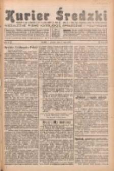 Kurier Średzki: niezależne pismo katolickie, społeczne i polityczne 1939.05.09 R.8 Nr52