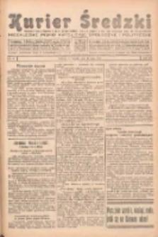 Kurier Średzki: niezależne pismo katolickie, społeczne i polityczne 1939.05.16 R.8 Nr55