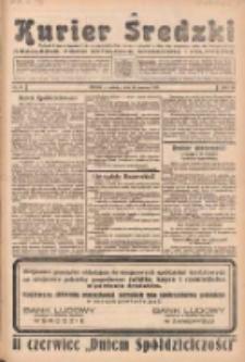 Kurier Średzki: niezależne pismo katolickie, społeczne i polityczne 1939.06.10 R.8 Nr65