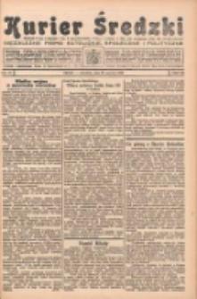 Kurier Średzki: niezależne pismo katolickie, społeczne i polityczne 1939.06.22 R.8 Nr70