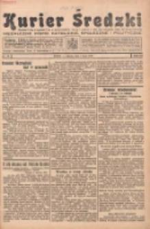 Kurier Średzki: niezależne pismo katolickie, społeczne i polityczne 1939.07.01 R.8 Nr73