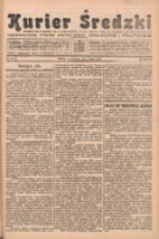 Kurier Średzki: niezależne pismo katolickie, społeczne i polityczne 1939.07.06 R.8 Nr75