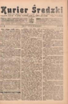 Kurier Średzki: niezależne pismo katolickie, społeczne i polityczne 1939.07.13 R.8 Nr78