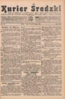 Kurier Średzki: niezależne pismo katolickie, społeczne i polityczne 1939.08.03 R.8 Nr87
