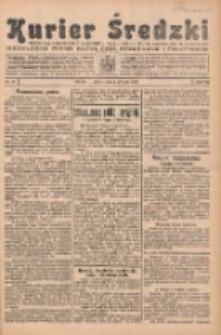 Kurier Średzki: niezależne pismo katolickie, społeczne i polityczne 1939.08.05 R.8 Nr88