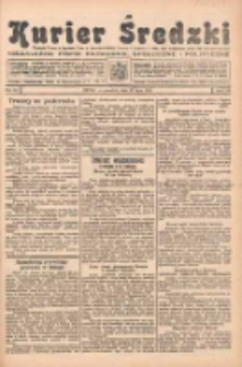 Kurier Średzki: niezależne pismo katolickie, społeczne i polityczne 1939.07.27 R.8 Nr84