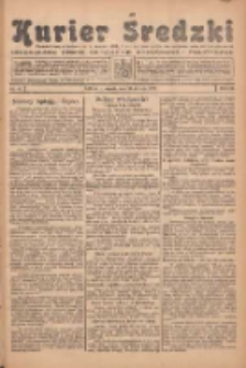 Kurier Średzki: niezależne pismo katolickie, społeczne i polityczne 1939.08.22 R.8 Nr95