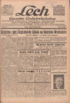 """Lech.Gazeta Gnieźnieńska: codzienne pismo polityczne dla wszystkich stanów. Dodatki: tygodniowy """"Lechita"""" i powieściowy oraz dwutygodnik """"Leszek"""" 1936.02.15 R.36 Nr38"""