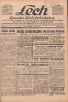 """Lech.Gazeta Gnieźnieńska: codzienne pismo polityczne dla wszystkich stanów. Dodatki: tygodniowy """"Lechita"""" i powieściowy oraz dwutygodnik """"Leszek"""" 1936.02.21 R.36 Nr43"""