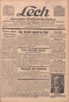 """Lech.Gazeta Gnieźnieńska: codzienne pismo polityczne dla wszystkich stanów. Dodatki: tygodniowy """"Lechita"""" i powieściowy oraz dwutygodnik """"Leszek"""" 1936.02.26 R.36 Nr47"""