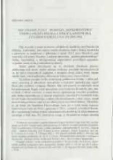 """Akt Dagome iudex - pierwsza """"konkordatowa"""" umowa między Polską a Stolicą Apostolską z czasów papieża Jana XV (985-996). Pamiętnik Biblioteki Kórnickiej Z. 25."""
