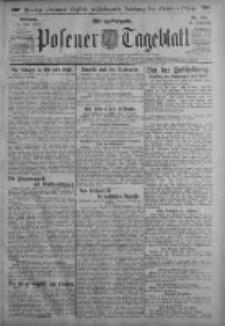 Posener Tageblatt 1917.07.11 Jg.56 Nr319