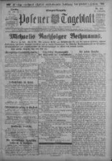 Posener Tageblatt 1917.07.15 Jg.56 Nr326