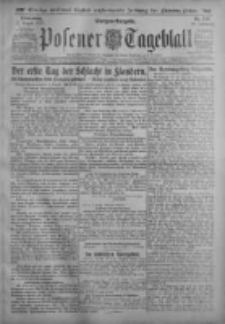 Posener Tageblatt 1917.08.02 Jg.56 Nr356