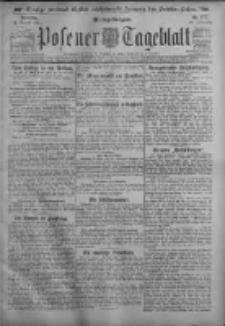 Posener Tageblatt 1917.08.14 Jg.56 Nr377