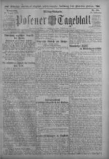 Posener Tageblatt 1917.08.23 Jg.56 Nr393