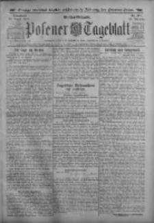 Posener Tageblatt 1917.08.25 Jg.56 Nr397
