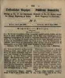 Oeffentlicher Anzeiger. 1853.07.05 Nro.27
