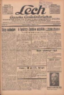"""Lech.Gazeta Gnieźnieńska: codzienne pismo polityczne dla wszystkich stanów. Dodatki: tygodniowy """"Lechita"""" i powieściowy oraz dwutygodnik """"Leszek"""" 1936.06.07 R.36 Nr132"""