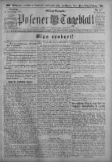 Posener Tageblatt 1917.09.04 Jg.56 Nr413