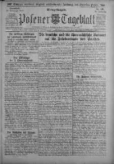 Posener Tageblatt 1917.09.22 Jg.56 Nr445