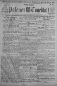 Posener Tageblatt 1917.10.04 Jg.56 Nr465