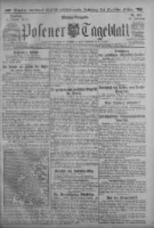 Posener Tageblatt 1917.10.16 Jg.56 Nr485
