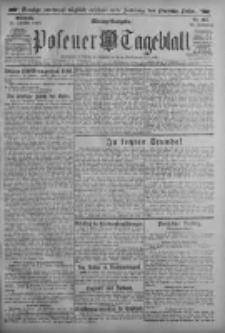 Posener Tageblatt 1917.10.17 Jg.56 Nr487