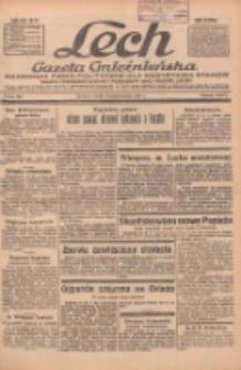 """Lech.Gazeta Gnieźnieńska: codzienne pismo polityczne dla wszystkich stanów. Dodatki: tygodniowy """"Lechita"""" i powieściowy oraz dwutygodnik """"Leszek"""" 1936.10.14 R.36 Nr239"""