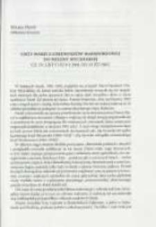 Listy Marii z Gniewoszów Harsdorfowej do Heleny Mycielskiej. Cz. IV listy od 8 I 1901 do 18 XII 1902. Pamiętnik Biblioteki Kórnickiej Z. 30.