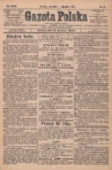 Gazeta Polska: codzienne pismo polsko-katolickie dla wszystkich stanów 1929.01.10 R.33 Nr8