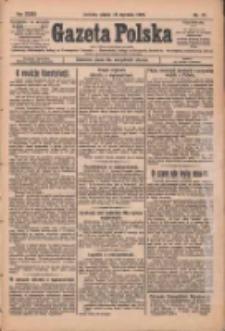 Gazeta Polska: codzienne pismo polsko-katolickie dla wszystkich stanów 1929.01.18 R.33 Nr15
