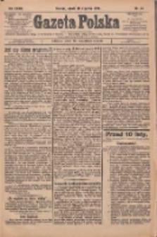 Gazeta Polska: codzienne pismo polsko-katolickie dla wszystkich stanów 1929.01.19 R.33 Nr16