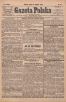 Gazeta Polska: codzienne pismo polsko-katolickie dla wszystkich stanów 1929.01.25 R.33 Nr21