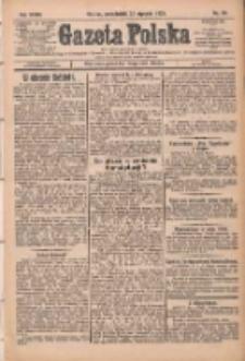 Gazeta Polska: codzienne pismo polsko-katolickie dla wszystkich stanów 1929.01.28 R.33 Nr23