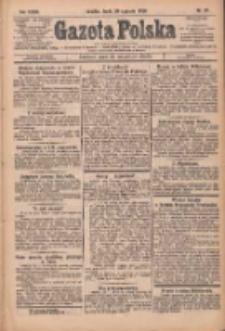 Gazeta Polska: codzienne pismo polsko-katolickie dla wszystkich stanów 1929.01.30 R.33 Nr25