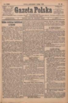 Gazeta Polska: codzienne pismo polsko-katolickie dla wszystkich stanów 1929.02.04 R.33 Nr28