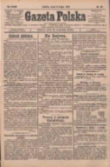 Gazeta Polska: codzienne pismo polsko-katolickie dla wszystkich stanów 1929.02.06 R.33 Nr30